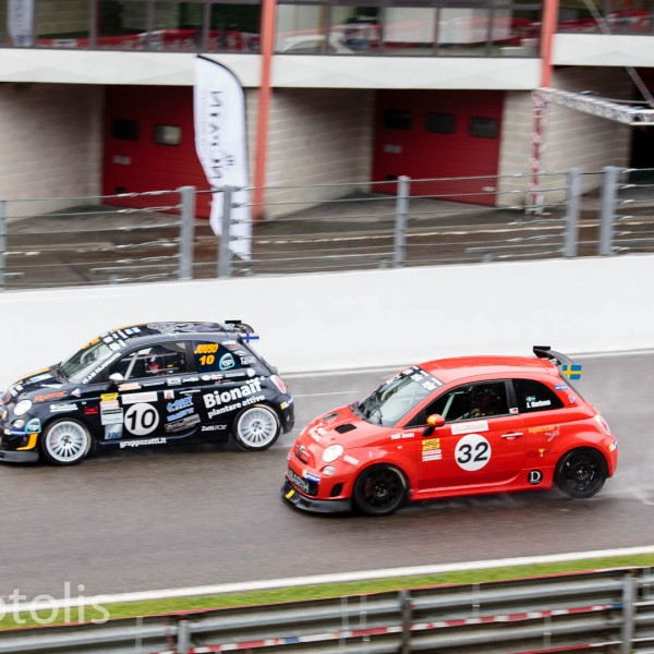 Trofeo Abarth Europe - Spa Francorchamps 2015