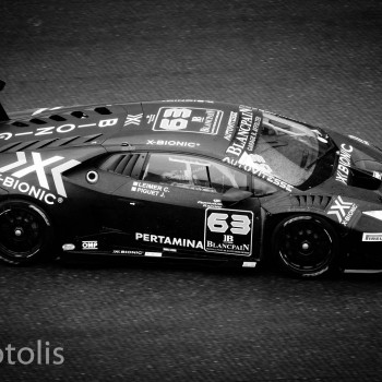 Lamborghini Blancpain Super Trofeo - Spa Francorchamps 2015