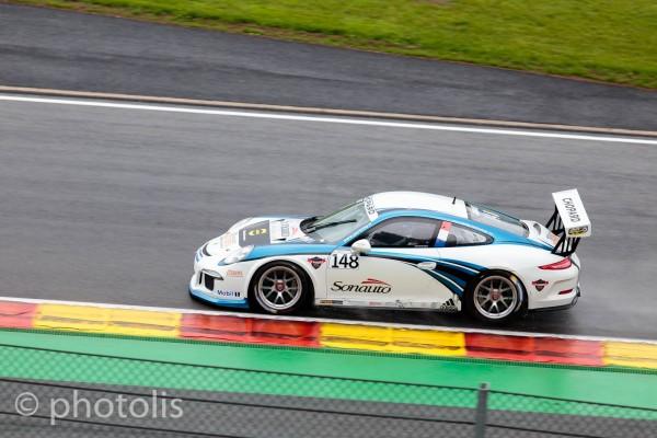 Porsche Carrera Cup - Spa Francorchamps 2015